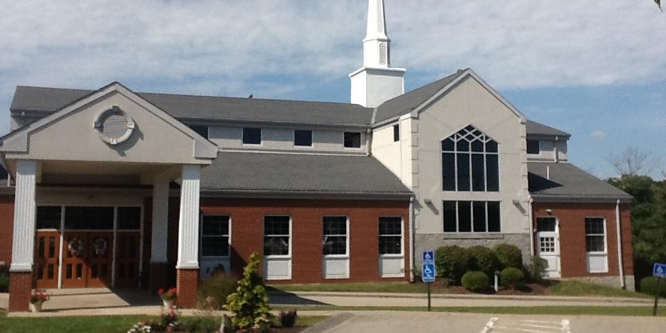 Church from Left Widescreen