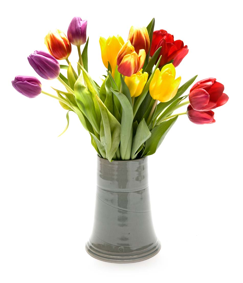 Flowers In A Vase Clipart - Floral delivery